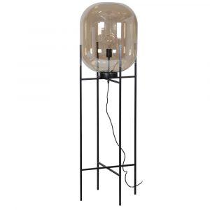 Glass Bubble Floor Lamp