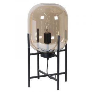 Glass Bubble Table Lamp