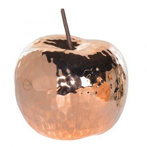 Copper Apple Ornaments Avoir Interiors