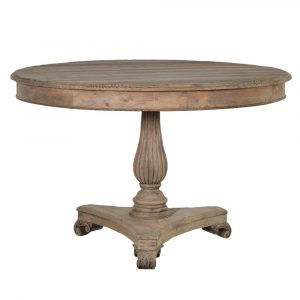 Colonial Reclaimed Round DIning Table Round Tables Avoir Interiors 2 1