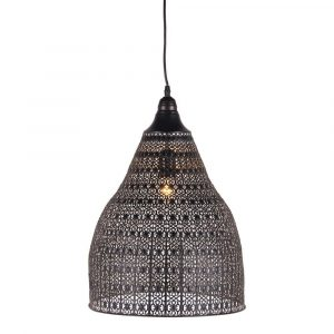 Distressed Moroccan Hanging Light Ceiling Lights Avoir Interiors 1