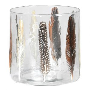 Feather Candle Holder Candle Holders Avoir Interiors 3