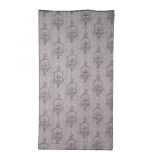 French Inspired Linen Curtain Panel Curtains Avoir Interiors