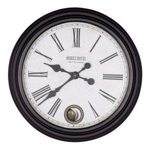 Mores Hotel Clock Wall Clocks Avoir Interiors