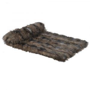 Boodle Faux Fur Throw Throws Avoir Interiors