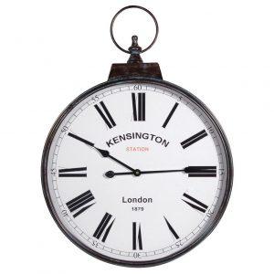 Kensington Roman Numerals Clock Wall Clocks Avoir Interiors