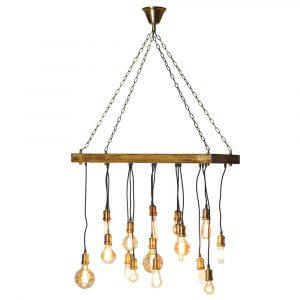 Multi Bulb SIngle Point Ceiling Light Ceiling Lights Avoir Interiors