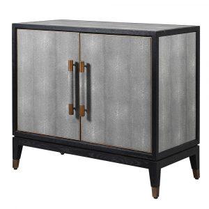 ZEN Shagreen Small Cabinet Cabinets Avoir Interiors